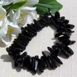 Black Onyx Polished Crystal..